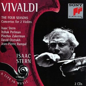 Imagem de 'Vivaldi: The Four Seasons; Concertos for Two and Three Violins'