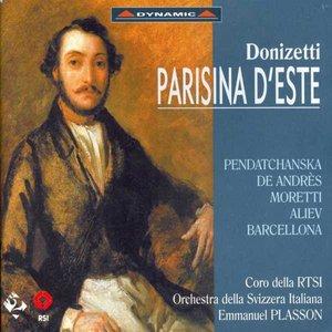 Immagine per 'Donizetti: Parisina D'Este'