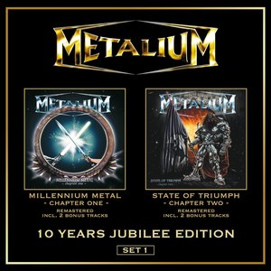 Image for 'Millenium Metal (Chapter I) & State Of Triumph (Chapter II)'