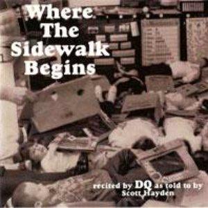 Image for 'Where The Sidewalk Begins'