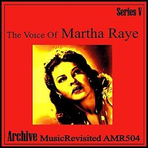 Bild für 'The Voice of Martha Raye - EP'