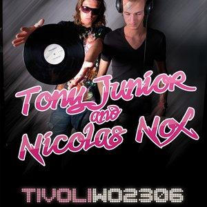 Bild für 'Tony Junior & Nicolas Nox'