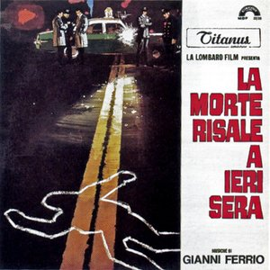Imagen de 'La morte risale a ieri sera (Original Motion Picture Soundtrack)'