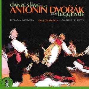 Image for 'Antonin Dvorak: Danze slave, Op. 72 / Leggende, Op. 59'