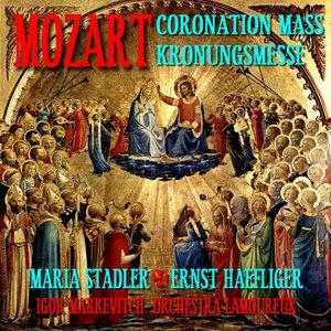 Image for 'Mozart Coronation Mass - Kronungmesse'