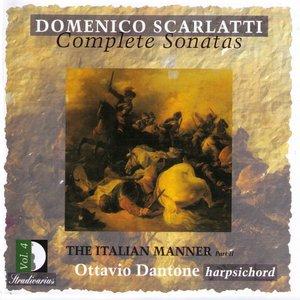 Bild für 'Scarlatti: Complete Sonatas Vol.4 - The Italian Manner Part II'
