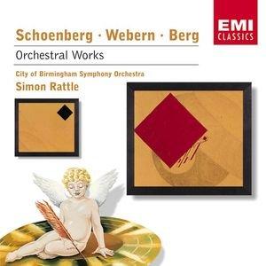 Image for 'Schoenberg/Webern/Berg : Orchestral Music'