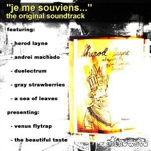 Image for 'Je Me Souviens... Original Soundtrack'