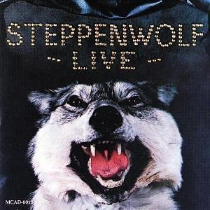 Image pour 'Steppenwolf Live'