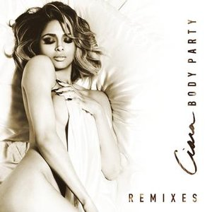 Image for 'Body Party - Remixes'