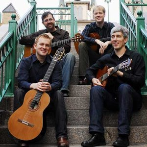 Image for 'Minneapolis Guitar Quartet'