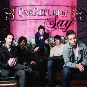 Image for 'Say (All I Need) (International Version)'