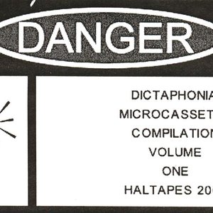 Image pour 'Dictaphonia Microcassette Compilation, Volume One'