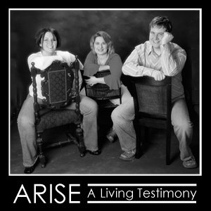 Image for 'A Living Testimony'