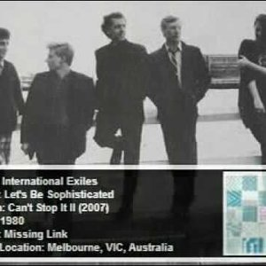 Image for 'International Exiles'
