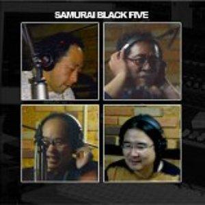 Image pour 'Samurai Black Five'