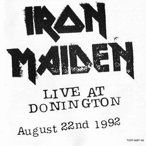 Image for 'Donington Live 1992'