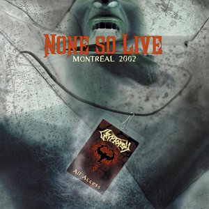 Image for 'None So Live'