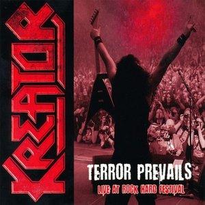 Immagine per 'Terror Prevails: Live at Rock Hard Festival'