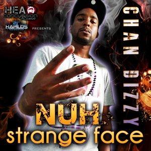 """Nuh Strange Face""的封面"