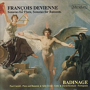 Image for 'Devienne: Sonatas for Flute, Sonatas for Bassoon'