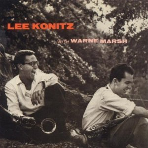 Image for 'Lee Konitz with Warne Marsh'