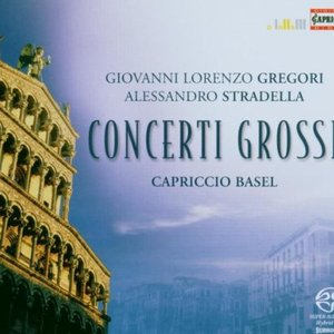 Image for 'Concerti grossi, opus 6'
