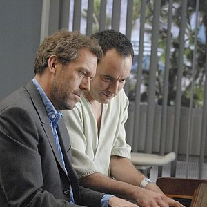 Image for 'Hugh Laurie and Dave Matthews'