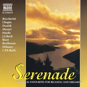 Image for 'Serenade - Classical Favourites for Relaxing and Dreaming'