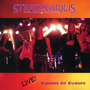 Image for 'Live Visions of Europe'
