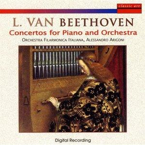 Imagen de 'Ludwig Van Beethoven: Concertos For Piano And Orchestra'