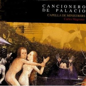 Image for 'Cancionero De Palacio'