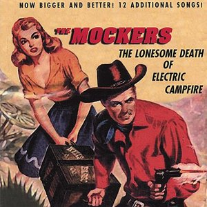 Image for 'The Lonesome Death of Electric Campfire'