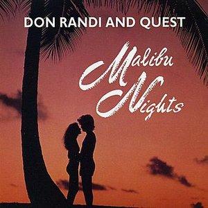 Image for 'Don Randi and Quest - Malibu Nights'