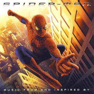Imagem de 'Spider Man - Music From And Inspired By'