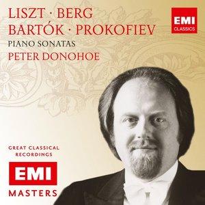 Imagen de 'Liszt, Berg, Bartók & Prokofiev: Piano Sonatas'