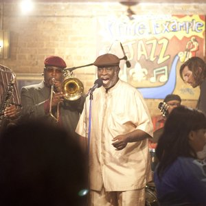"Image for 'Al ""Carnival Time"" Johnson & The Soul Apostles'"