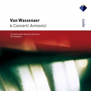 Image for 'Van Wassenaer : Concerto No.2 in B flat major : III Adagio affettuoso'