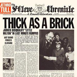 Bild för 'Thick as a Brick'