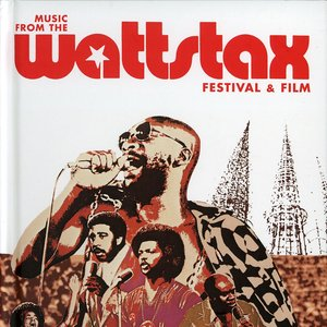 Image for 'Music From The Wattstax Festival & Film'