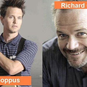 Image for 'Mark Hoppus & Richard Gibbs'