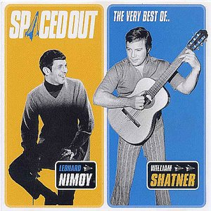 Immagine per 'Spaced Out - The Best of Leonard Nimoy & William Shatner'