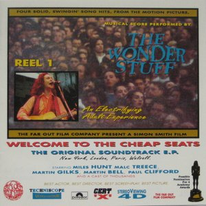 Image for 'Welcome To The Cheap Seats'