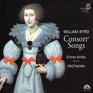Image for 'William Byrd: Consort Songs'