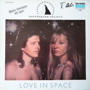 Image for 'Love In Space'