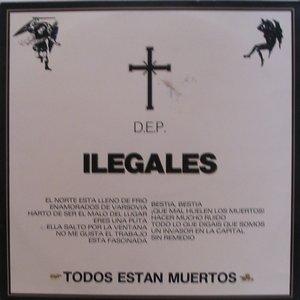 Image for 'Todos estan muertos'