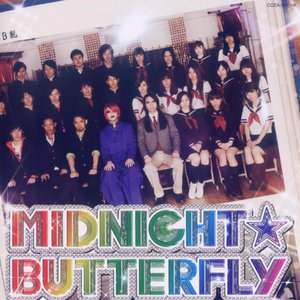 Image for 'MIDNIGHT☆BUTTERFLY / 絶愛パラノイア'
