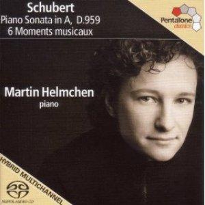 Image for 'Schubert, F.: Piano Sonata No. 20, D. 959 / 6 Moments Musicaux, D. 780'