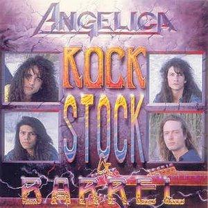Image for 'Rock, Stock & Barrel'