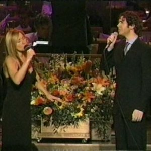 Image for 'Lara Fabian and Josh Groban'